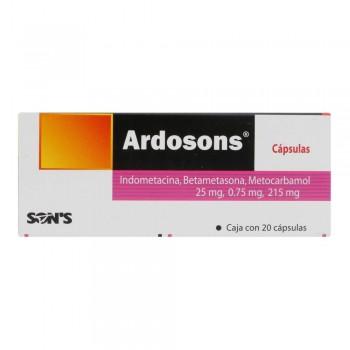 Ardosons 20 tabs (Artridol gen)