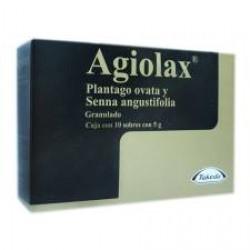 Agiolax Plantago granulated 5 g 20 envelopes