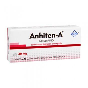 Adalat Nifedipine generic 30 mg 30 tabs
