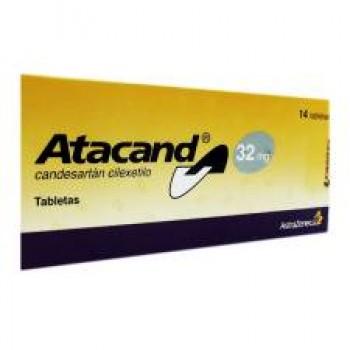 Atacand Candesartan 32 mg 14 tabs
