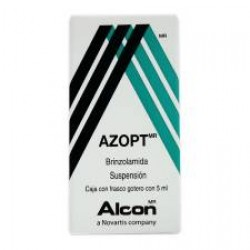 Azopt Brinzolamide Eye drop 1% 5 ml