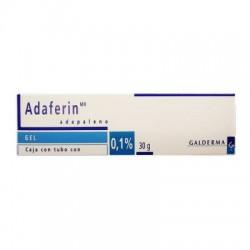 Differin Adaferin Adapalene gel 1 % 30 g
