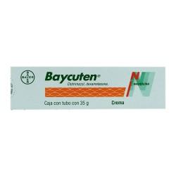 Baycuten N Dexamethasone Clotrimazole Neomicin Cream 35 g
