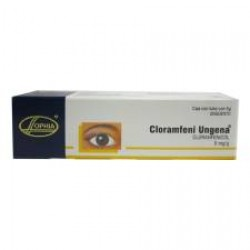 Chloramphenicol Ophthalmic ointment 5 g