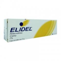 Elidel Pimecrolimus Cream 1 % 15 g