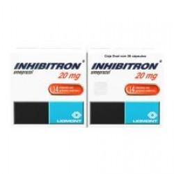 Inhibitron Omeoprazole 20 mg 14 tabs