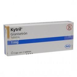 Kytril Granisetron 1 mg 2 grageas