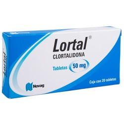 Thalitone Chlorthalidone generic 50 mg 20 tabs
