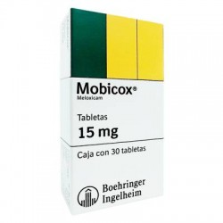 Mobic Mobicox Meloxicam 15 mg 30 Tabs