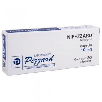 Adalat Nifedipine generic 10 mg 40 tabs