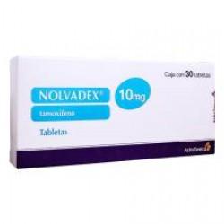 Nolvadex 10 mg 30 tabs Tamoxifen