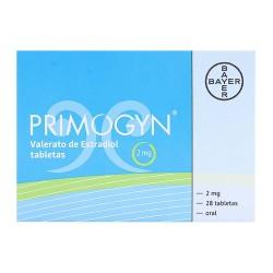 Climara Estrace Estraderm Primogyn 2 mg 28 tabs