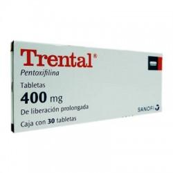 Trental pentoxifylline 400 mg 30 tabs