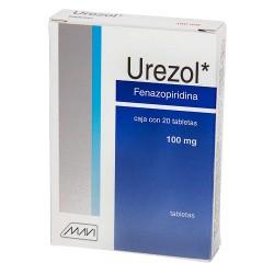 Pirimir phenazopiridine generic 100 mg 20 tabs