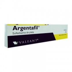 Argemol Argentafil Silver sulfadiazine Cream 1% 30 g