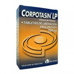CORPOTASIN LP 1500mg 30TABS