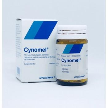 Cynomel 25mcg