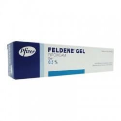 Feldene Piroxicam Gel 5% 60 gr