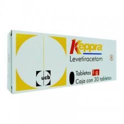 Keppra Levetiracetam 1 g 30 tabs
