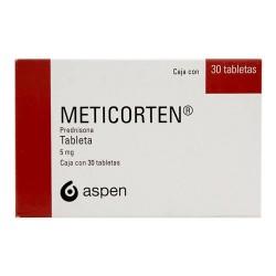 Meticorten prednisone 5 mg 30 Tabs
