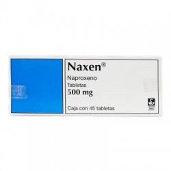 Naproxen Naprosyn Aleve Naxen 500 mg 45 tabs