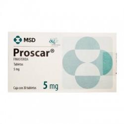 Finasteride Proscar Propecia 5 mg 30 caps