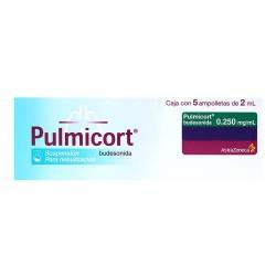 Symbicort Pulmicort for Nebulizer 5 bottles 2 ml 0.250mg Susp