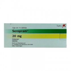 Celexa Seropram citalopram 20 mg 14 tabs