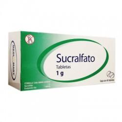 Carafate Sucralfate Generic 1G 40 tabs